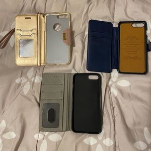 Wallet/IPhone cases